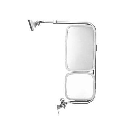 714673 by VELVAC - Universal, Wide Angle System Retractable, Straight Van Body Type, Stainless Steel