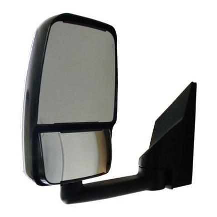 "715404 by VELVAC - Mirror - 2020 Standard Head, Black, 96"" Body, Pair"