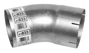 41833 by WALKER EXHAUST - PIPE  ELBOW