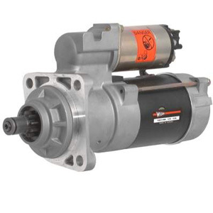 91-01-4580N by WILSON HD ROTATING ELECT - Gear Reduction Starter