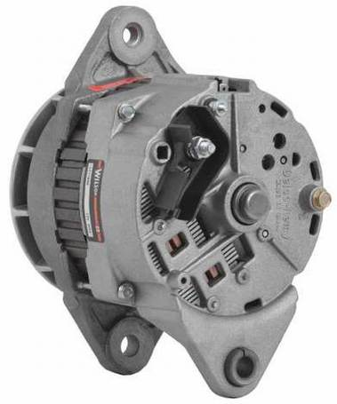 90-01-4111 by WILSON HD ROTATING ELECT - REMAN ALTERNATOR