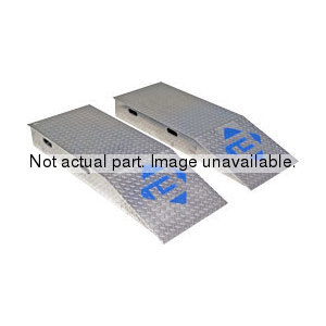 """ERS120D81 by REDNECK TRAILER - RAMP DOOR SPRNG 120LB DUAL SPRG 81"""" TUBE BOXED"""