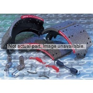 KSF5204709E1 by MERITOR - BRAKE SHOE - SERVICE BRAKE SHOE AND LINING KIT