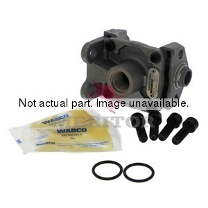 R950058NX by MERITOR - ABS - TRACTOR ABS VALVE, SERVICE EXCHANGE