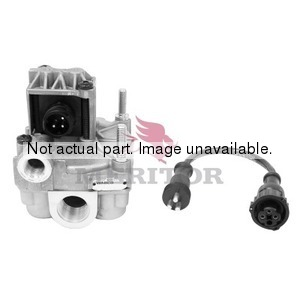 S9630010130 by MERITOR - AIR SYS - VALVE, TRAILER RELEASE
