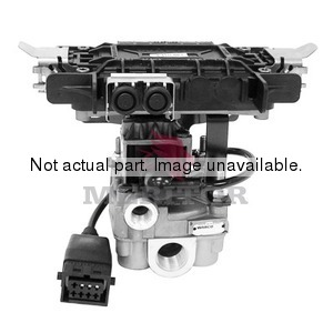 S4005000810 by MERITOR - ABS - TRAILER ECU VALUE ASSEMBLY SERVICE EXCHANGE
