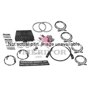 R955376NX by MERITOR - ABS - TRAILER ECU VALUE ASSEMBLY SERVICE EXCHANGE