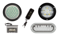 License & Back-Up Lights