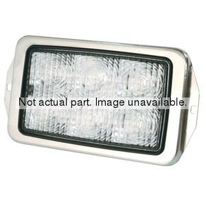 BBM890XBF by BLACKFIRE - Blackfire® 3LR44 LED Mini Clamplight, Green, 1/Pkg