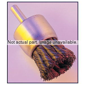 BDA814 by BRUSH RESEARCH - MedIUM Duty Wire Wheel brushes