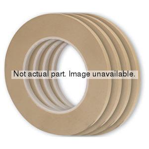 "207-0007 by VIBAC - 3/4"" Orange High Performance Masking Tape"