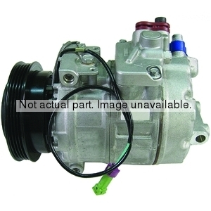 5152 by MEI CORP - MEI GM A6 A/C Compressor 24V R12 Refrigerant Type - 5152