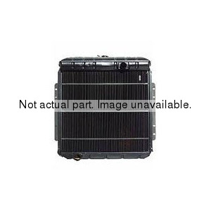 8000-21BT* by ACTIVE RADIATOR - Freightliner Truck  Truck & Bus Radiators -OBSOLETE : Use 8000-42