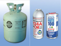 Refrigerant and Additives