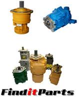 Hydraulic Pumps & Motors