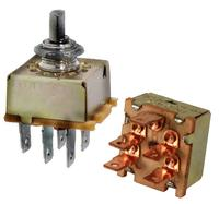 Switches, Relays, Connector and Transistors