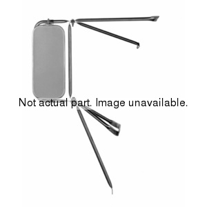 101181 by RETRAC MIRROR - Heating Element, 5 1/2in. X 14