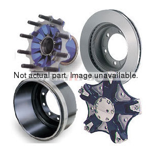 153.125802 by POWER PRODUCTS - BRAKE ROTOR