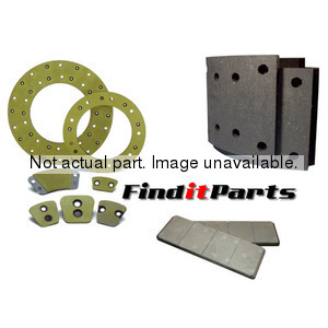 16341 by FEDERAL MOGUL-ABEX - BRAKE SET