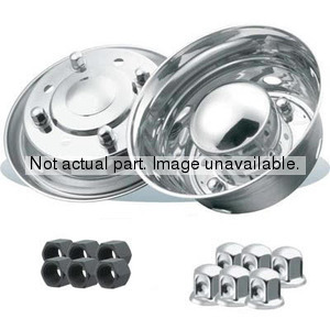 """WS5999 by POWER PRODUCTS - Wheel Stud M22x1.5 Thd 4.57""""L (E5999)"""