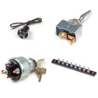 Switches, Sockets, and Electrical Assemblies