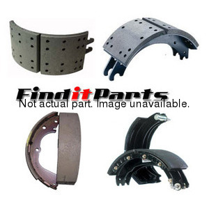 201868 by PRIME MOVER - Replacement for Prime Mover - BRAKE SHOE
