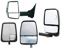 2003 and Newer Ford E-Series Cutaway Van Mirrors