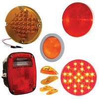 Stop Tail Turn Lamps