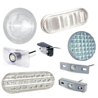 License and Auxiliary Lights