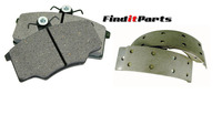 Brake Shoes and Pads (Hydraullic)