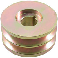 Pulley - 2 Groove